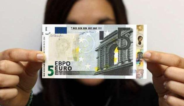 banconota 5 euro